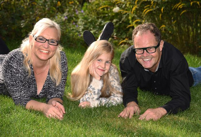 Homeshooting Familie